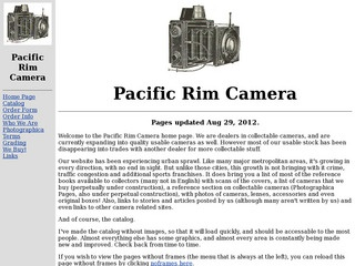 Pacific Rim Camera Rated 5/5 stars by 1 Consumers ...