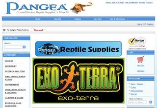 Pangea Reptile