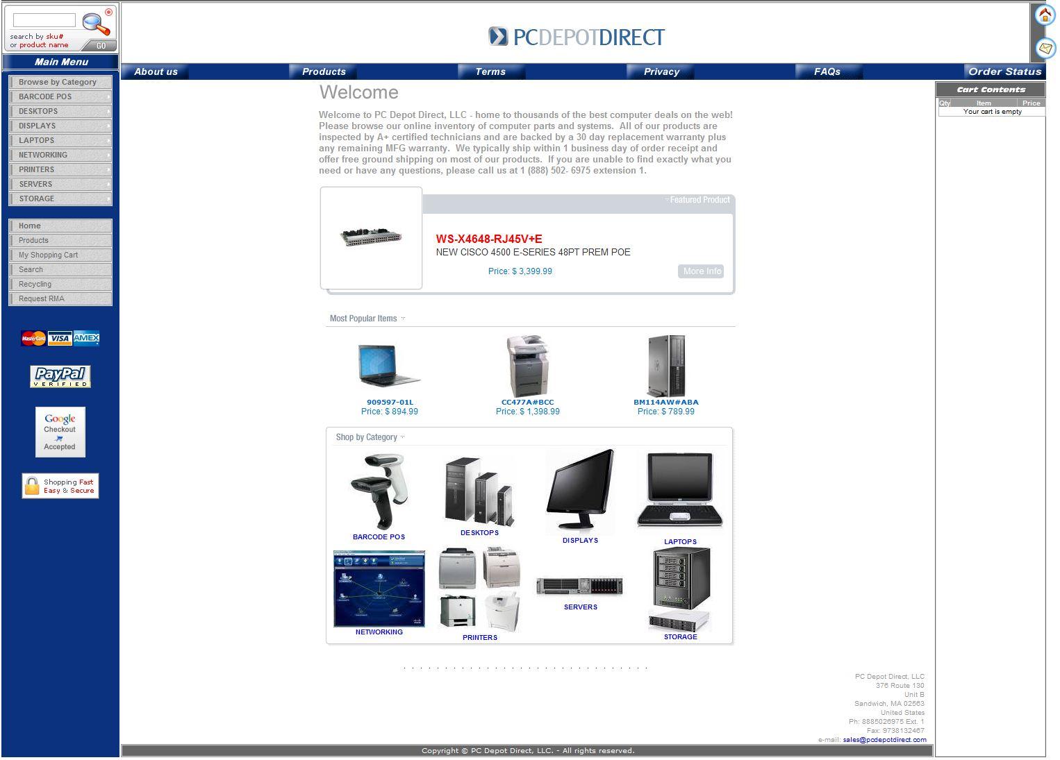 PC Depot Direct