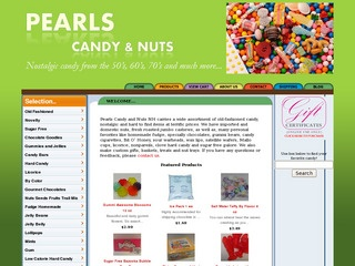 Pearls Candy an