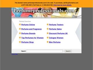 Perfume Profess