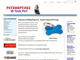 PetShopTags / H