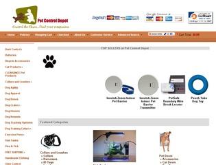 Pet Control Dep