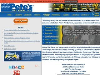 Petestire.com