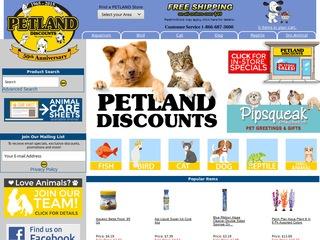 Petland Discoun