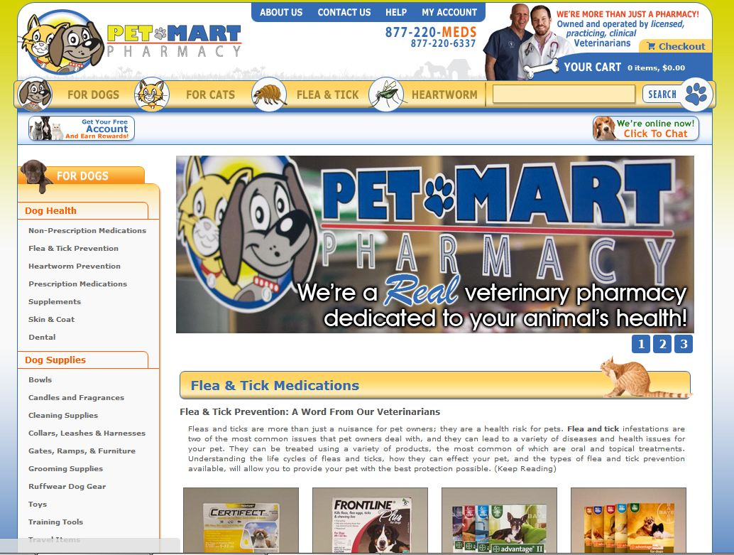 PetMart Pharmac