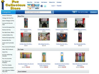 Pez Collectors