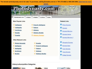 Photo Dynasty /
