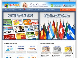 forexdemofacil26.tk is a site that offers a wide selection of cellular companies' sim cards, pin codes, calling cards and other cellular phone services. I have been using the site to order sim cards and refill pin codes for companies like Net10 and Simple Mobile for years.