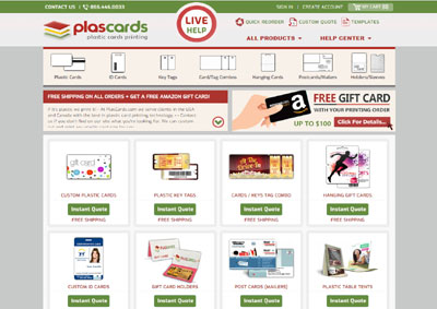 PlasCards.com -