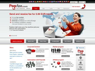 If you Googled long enough, you will notice there isn't many reliable pay-per-use internet fax service, the reason is because it is not profitable to offer such service due to the high cost of maintaining too many numbers. Ironically, there are more free fax services with ads than pay-per-use.