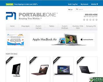 Portable One, I