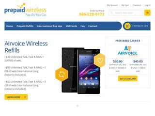 Prepaid Wireles