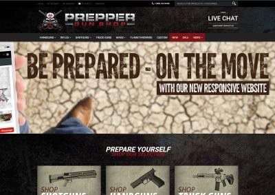 Prepper Gun Sho