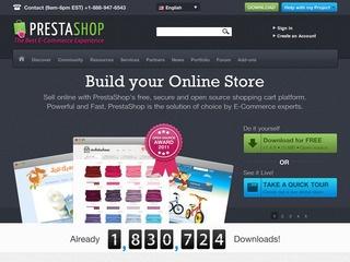 Prestashop.com