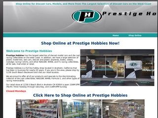 Prestige Hobbie