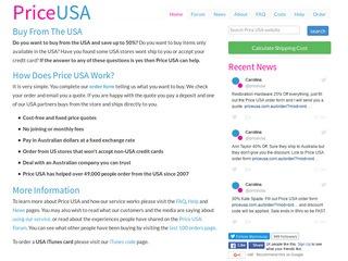 Price USA