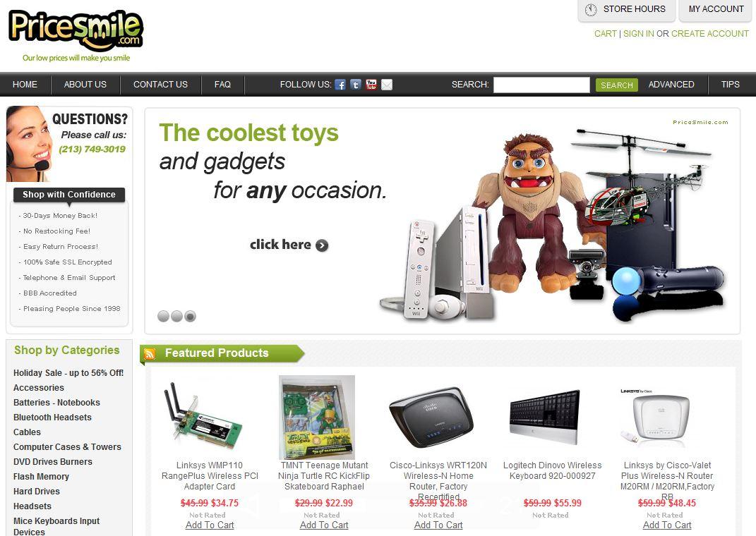 Pricesmile.com