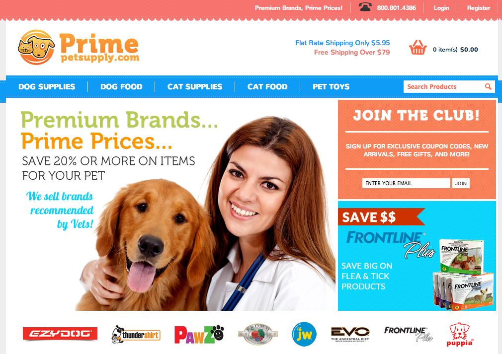 Prime Pet Suppl