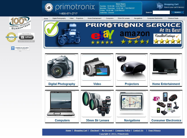 Primotronix.com