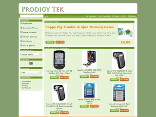 Prodigy Tek