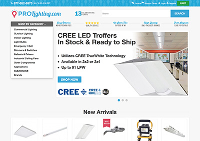 Prolighting.com