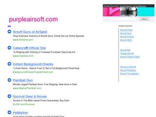 Purple Airsoft