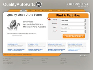 Quality Auto Parts >> Quality Auto Parts Reviews 80 Reviews Of Qualityautoparts