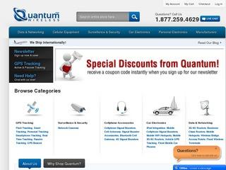 Quantum-Wireles