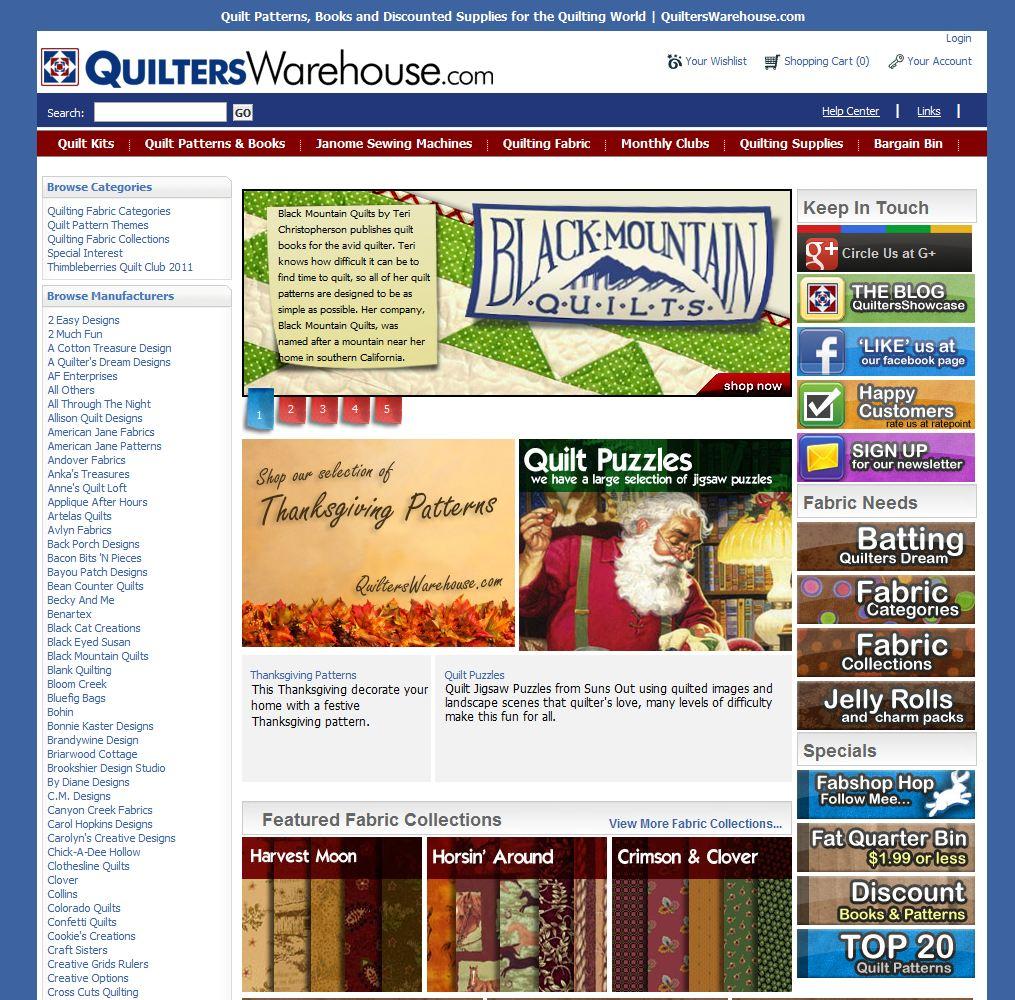 Quilterswarehou