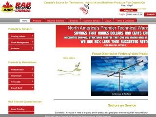 RAB Telecom Can