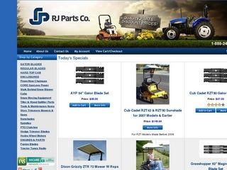 RJ Parts Co.