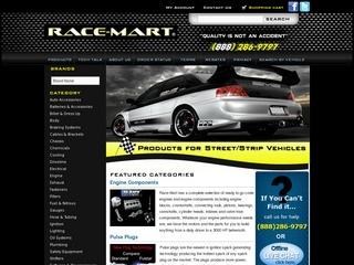 Race-Mart, Inc.