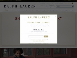 Ralph Lauren Po