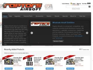 Raptors Airsoft