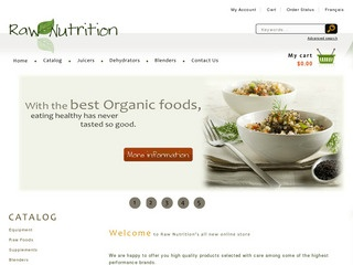Raw Nutrition