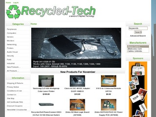 Recycled-Tech