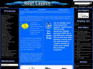 Reef Cavern