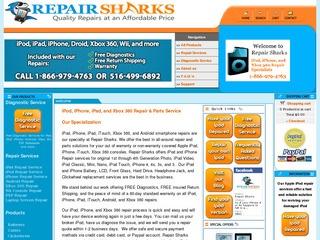 Repair Sharks