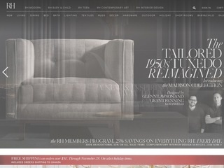 Does restoration hardware have quality furniture for Restoration hardware furniture quality