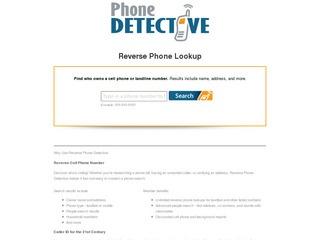 ReversePhoneDet
