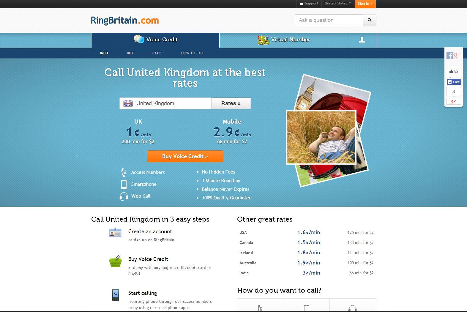 RingBritain.com
