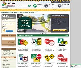 RoadTrafficSign