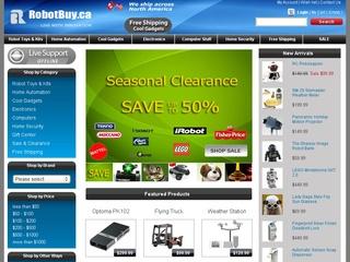 RobotBuy Store