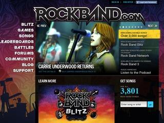 Rock Band Store