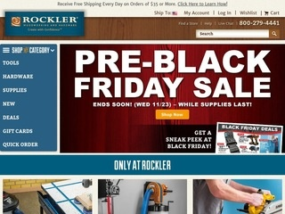 Rockler Woodworking And Hardware Reviews 12 Reviews Of Rockler Com