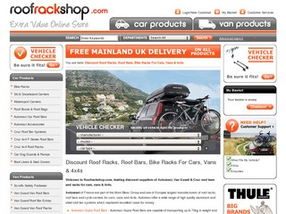 Roof Rack Shop