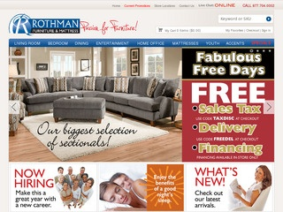 Beau Rothman Furniture Reviews | Consumer Reviews Of Rothmanfurniture.com/ |  ResellerRatings