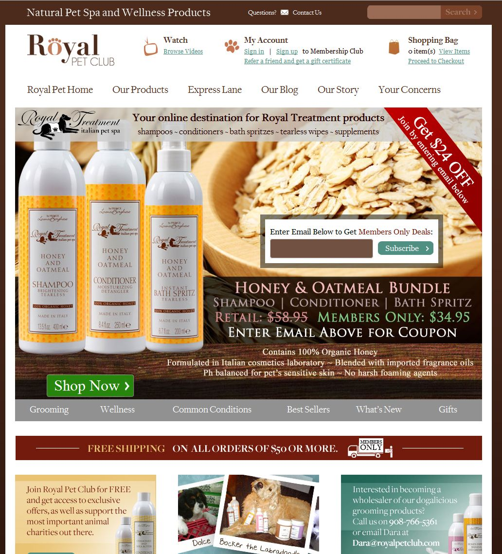 Royal Pet Club