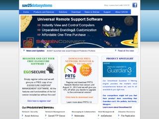 SAV25DataSystem